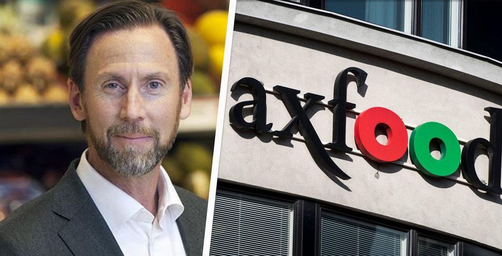 Axfood ökade rörelseresultatet mer än väntat i första kvartalet