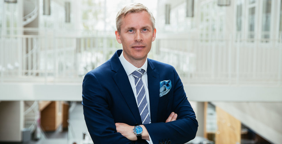 Nordnets vd Peter Dahlgren lämnar