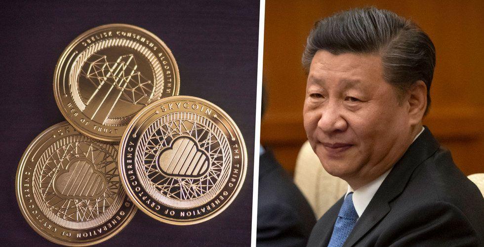 Kinas centralbank kan släppa egen kryptovaluta redan i november - Forbes