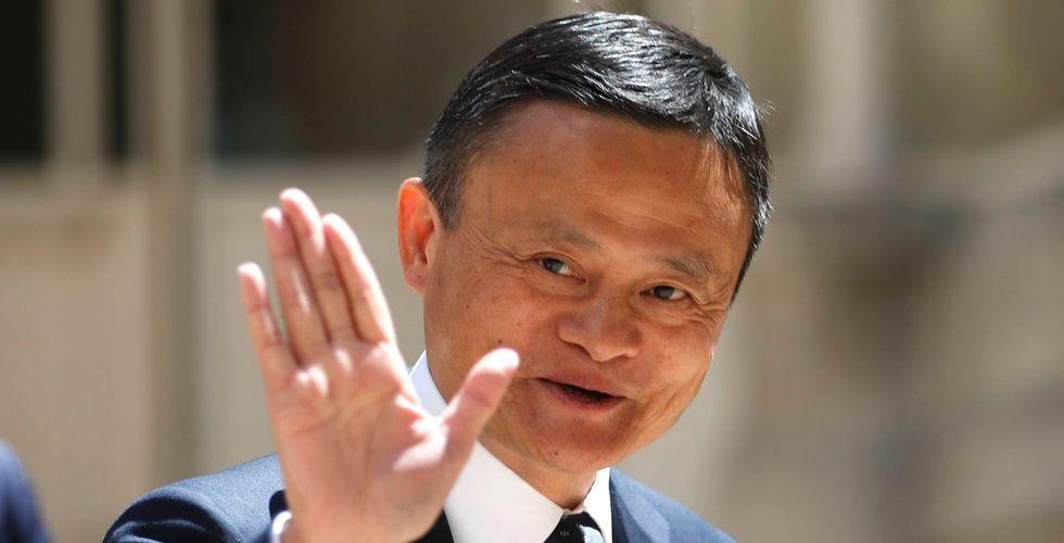 Alibaba till Hongkong-börsen – tar in 125 miljarder