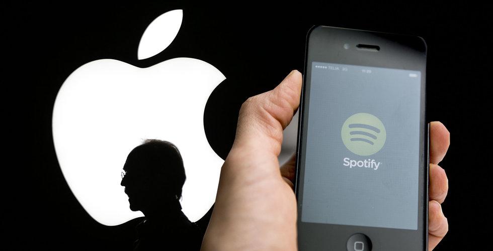 Breakit - Apple Music passerar 30 miljoner betalande användare