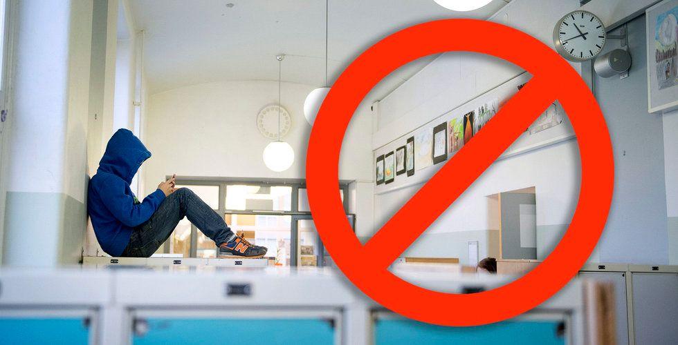 Breakit - Frankrike förbjuder mobiltelefoner helt i skolan