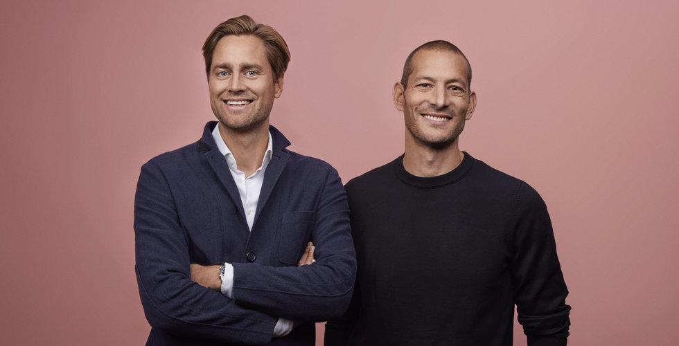 De blir nya chefer på ljudboksbolaget