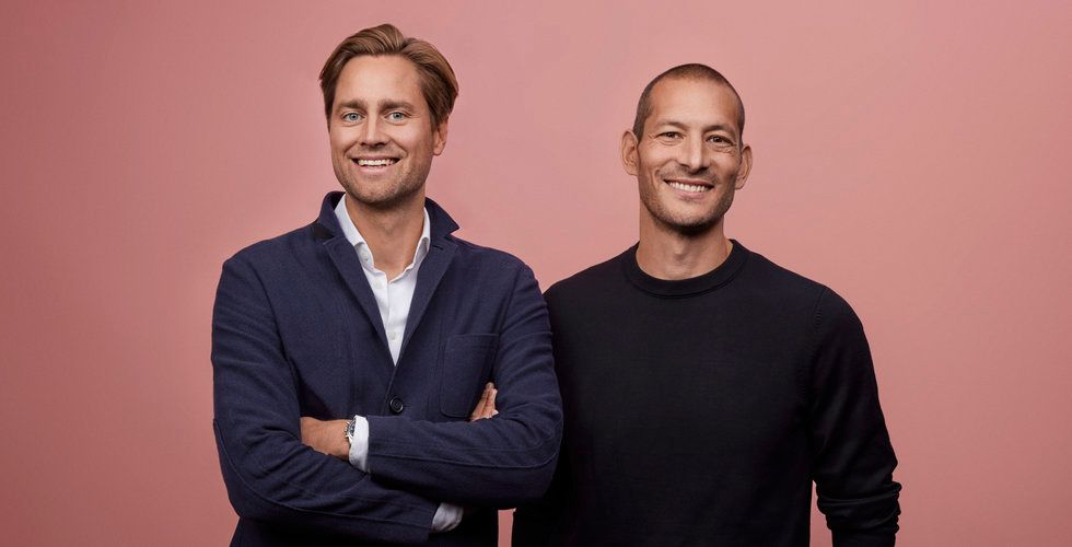 Johan Ståhle blir ny produktchef och Mark Pasternak ny teknikchef. Foto: Mattias Bardå/Storytel