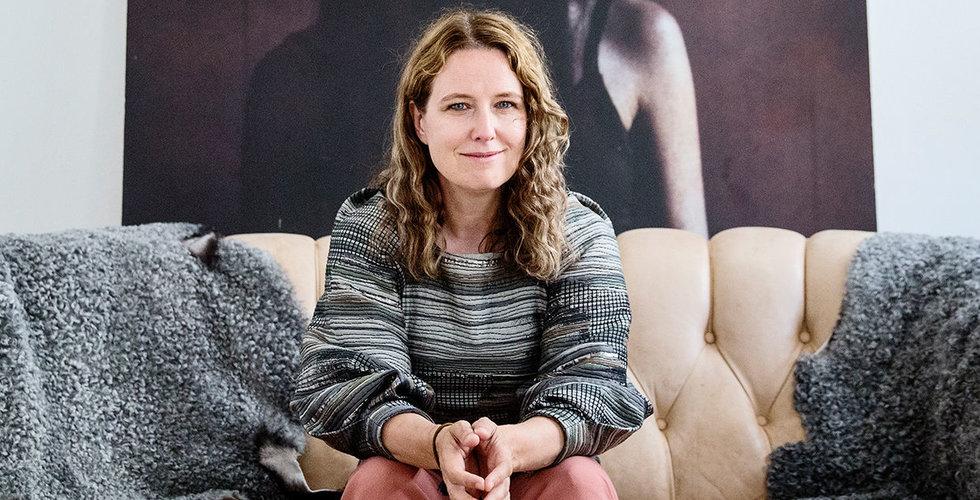 Marie Nordin tar över som vd för Rodebjer