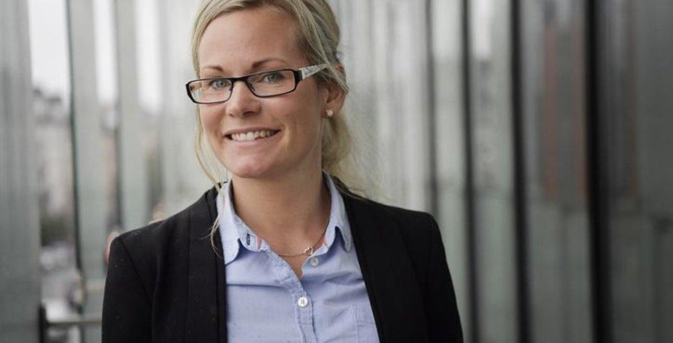 Hanna Neidenmark lyfter Lendo – svenska lånetjänsten växer med 35 procent