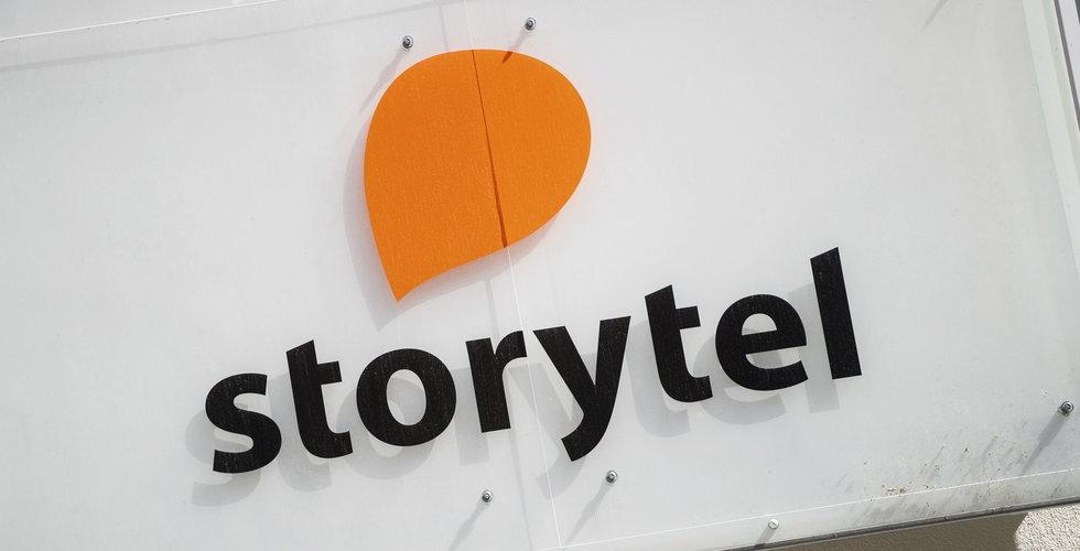 Storytel har nu över 1 miljon betalande kunder i Norden