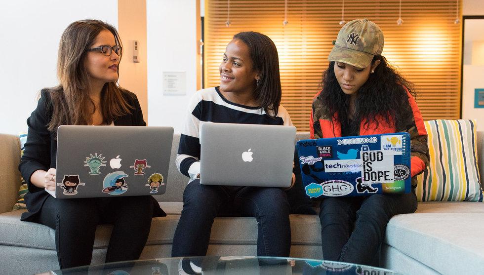 Breakit - Så mycket mindre riskkapital får techbolag med kvinnliga grundare