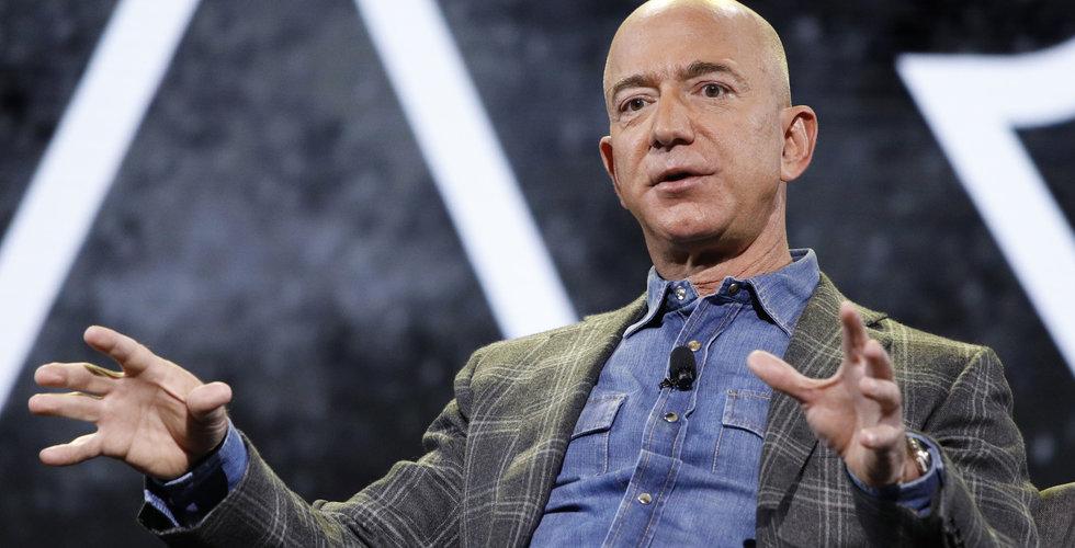 Amazons nya rekordlager – 139.000 kvadratmeter stort