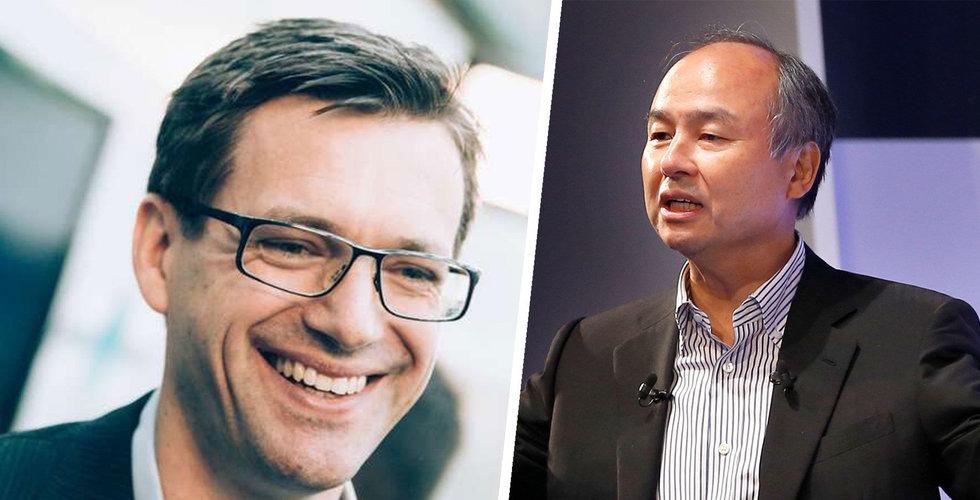 Sinch tar in över 9 miljarder – Softbank tecknar
