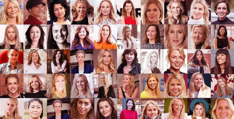 50 tech-kvinnor som du garanterat kommer att bli inspirerad av