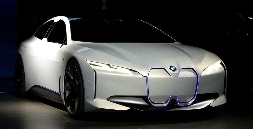 BMW vill bygga eldrivna Mini-bilar i Kina