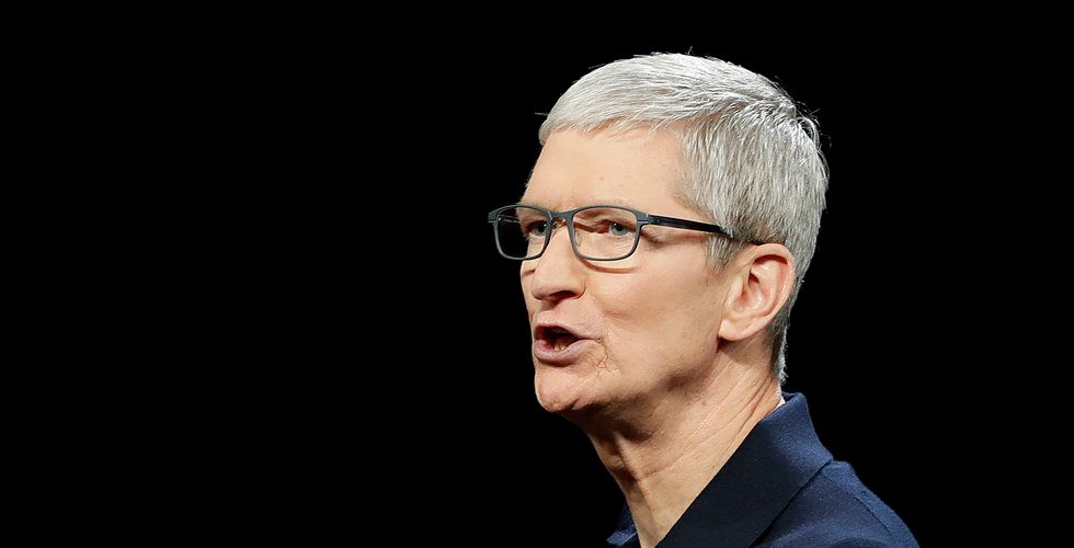 Apple lägger ned Airpower