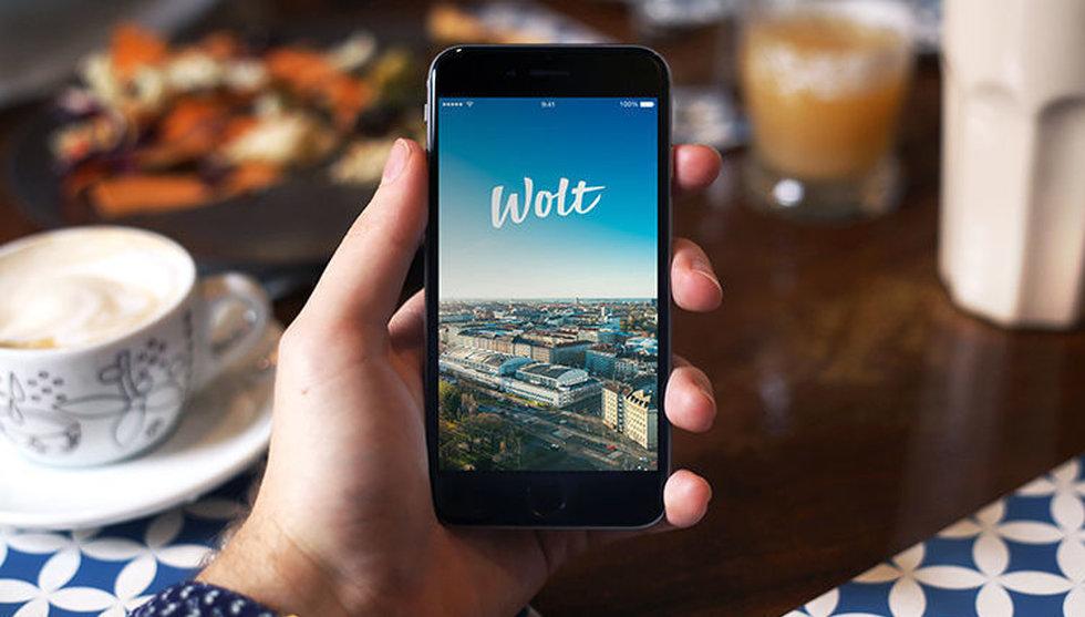 EQT investerar i restaurangappen Wolt inför Sverige-lansering