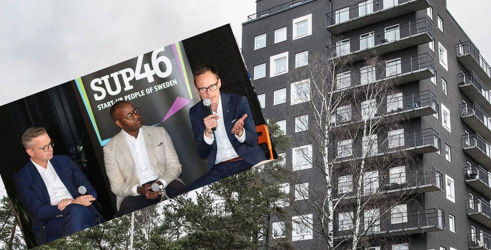Damberg ställs mot väggen efter det nya startup-manifestet
