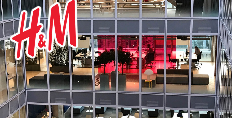 Breakit - H&M has a new secret project to become a digital powerhouse