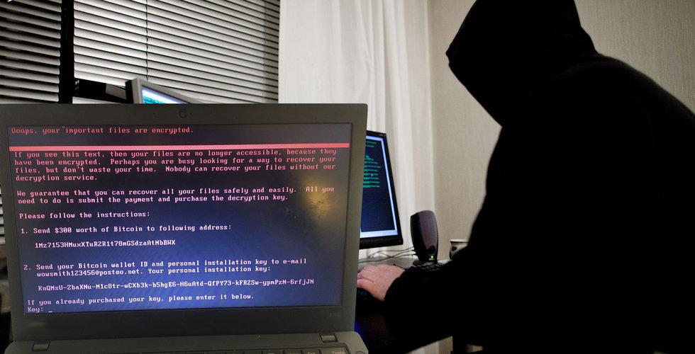 Breakit - Hackare lamslår svenska företag – håller datorerna som gisslan