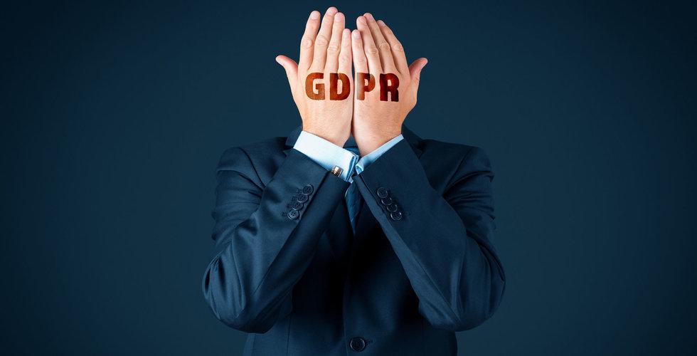 GDPR ett stort orosmoln för svenska börsbolag