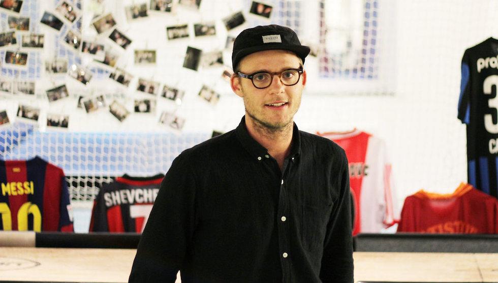 Patrik Arnesson: Försöker bygga ett företag som ska finnas i 100 år