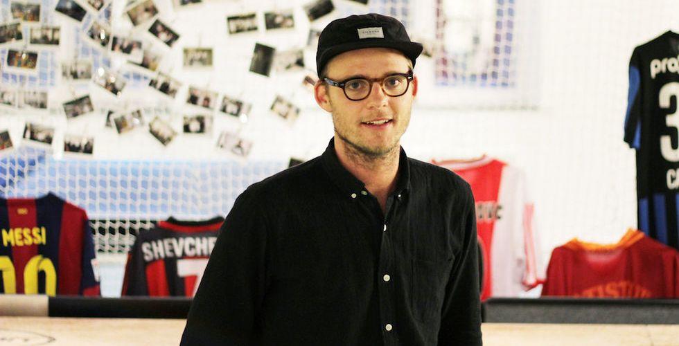 Breakit - Patrik Arnesson: Försöker bygga ett företag som ska finnas i 100 år