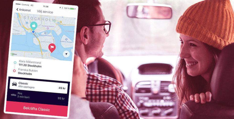 Uber-utmanaren Heetch lägger ned i Sverige