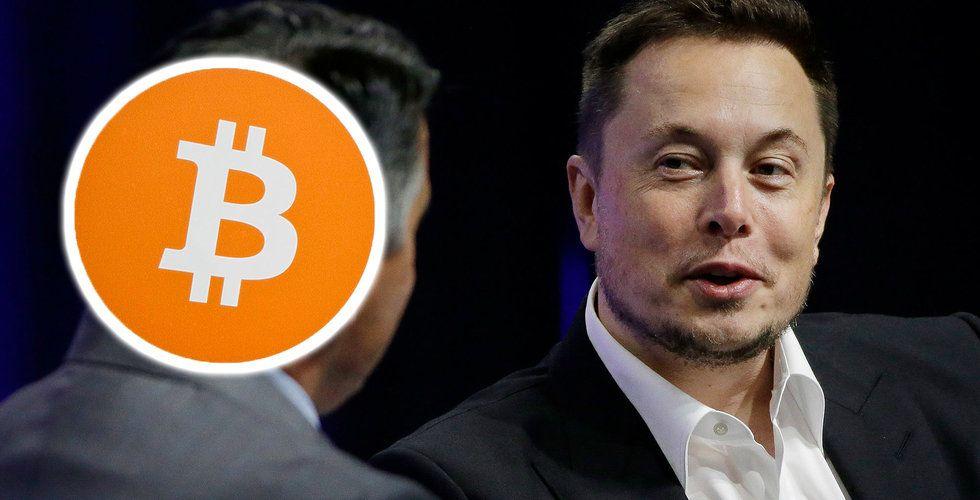 Breakit - Elon Musk: Det var inte jag som grundade bitcoin