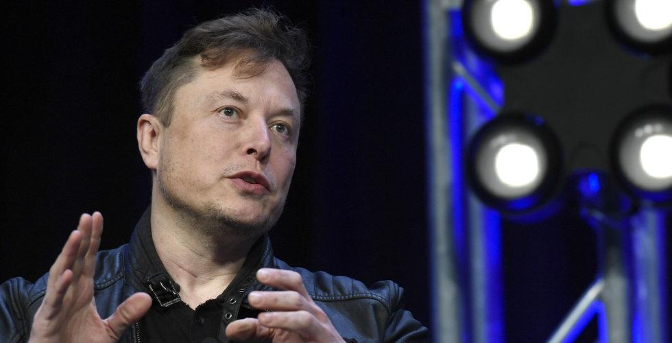 """Elon Musk erkänner – Teslas nya teknik """"inget vidare"""""""
