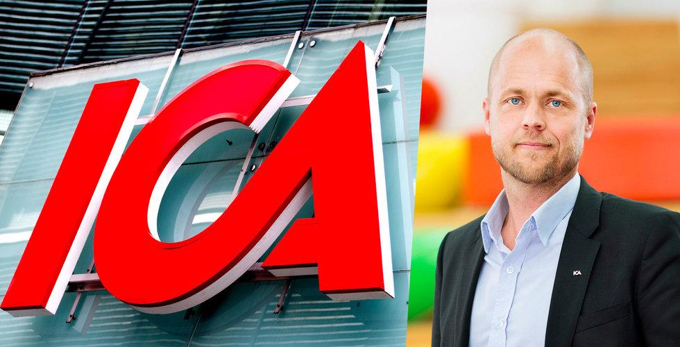 Icas e-handelschef Magnus Rosén slutar – ingen tillväxt online senaste månaderna
