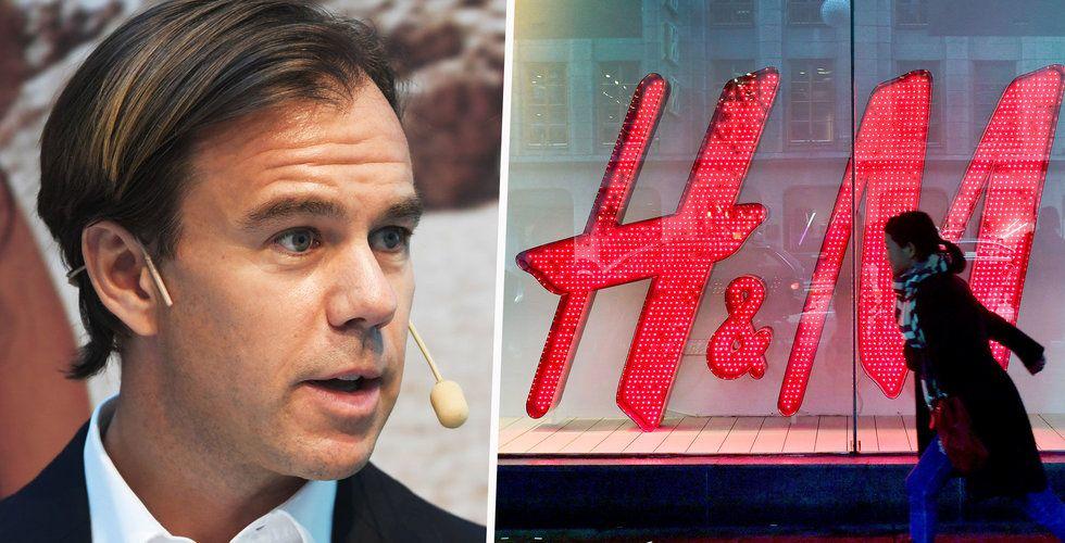 """Karl-Johan Persson om raset i H&M: """"Vi har gjort en del misstag"""""""