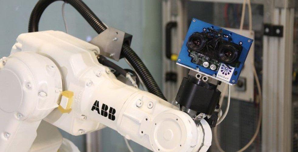 Breakit - Unibap tar in 12 miljoner kronor för att lära robotar att se