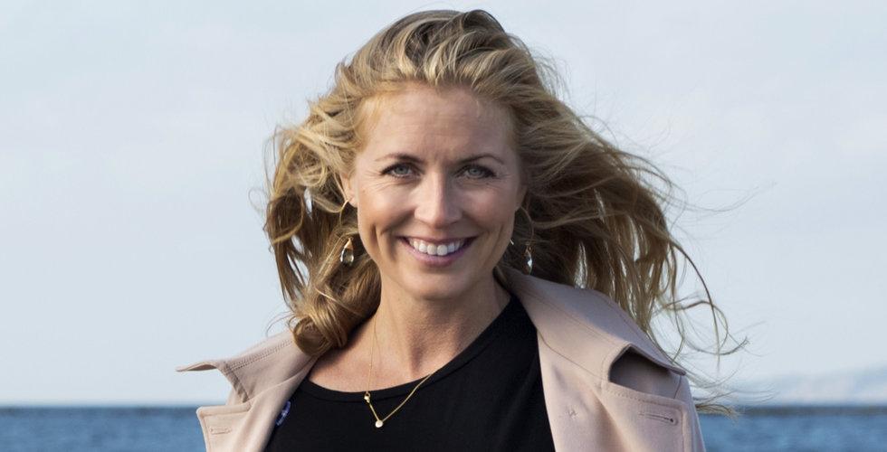 Linda Bjerstål sålde sitt Flygstolen – nu satsar hon på e-handel