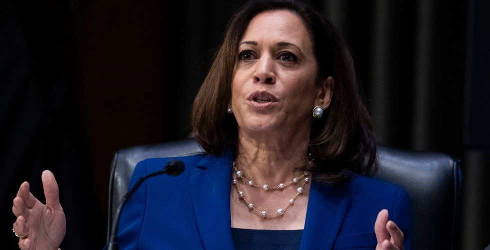 Joe Biden utser Kamala Harris till sin vicepresidentkandidat