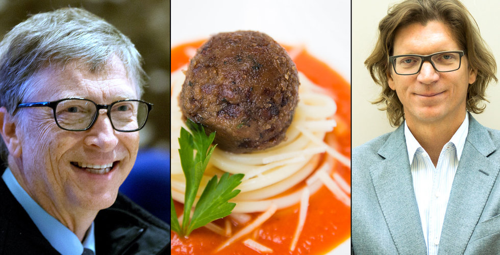 Miljardärerna ska fixa biffen – superentreprenörerna satsar på fejkkött