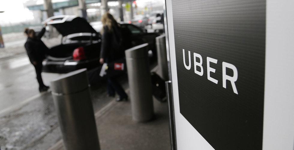 Skattesmäll för Uber i Sverige – här är notan för Uber Pop