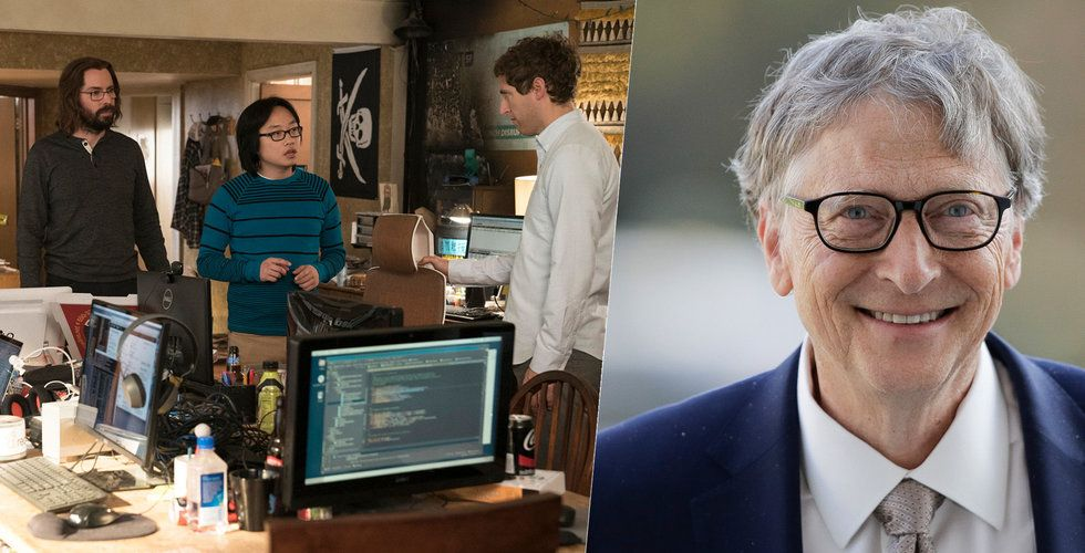Bill Gates älskar serien Silicon Valley – men har ett klagomål