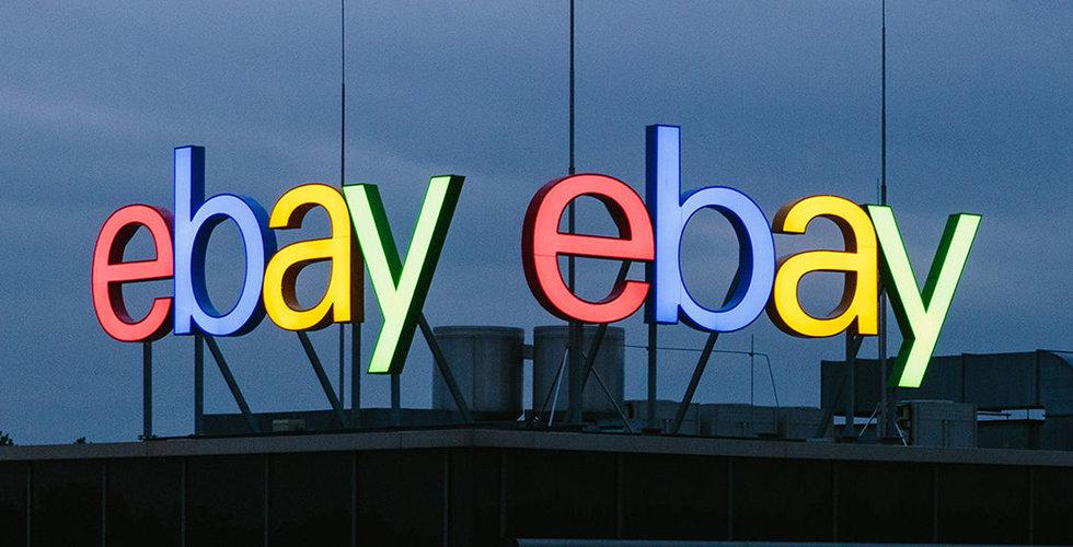 New York-börsens ägare har lagt bud på Ebay