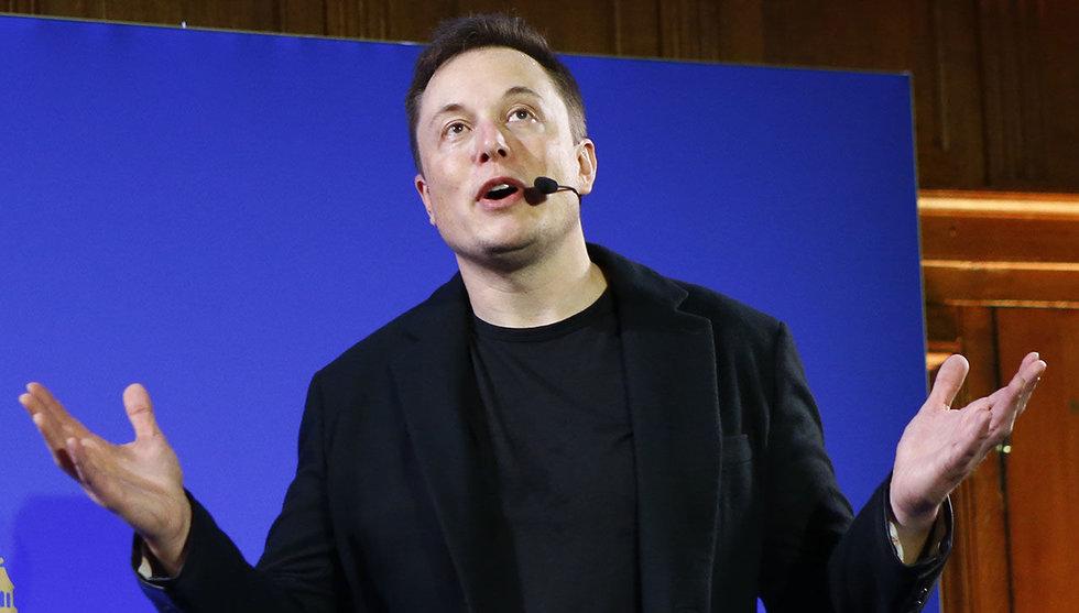 """Breakit - Elon Musks känga till Google: """"De är inte en konkurrent"""""""