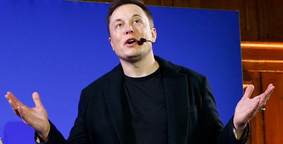 """Elon Musks känga till Google: """"De är inte en konkurrent"""""""