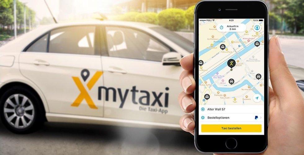 Breakit - Klarna-chef blir ny vd på Uber-konkurrenten Mytaxi