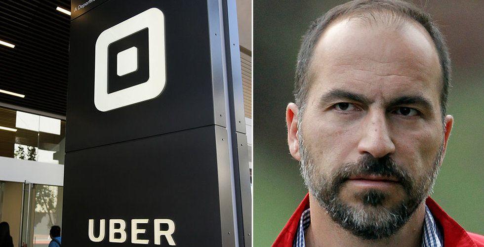 Transportjättens vd avslöjar: Då siktar vi på att ta Uber till börsen