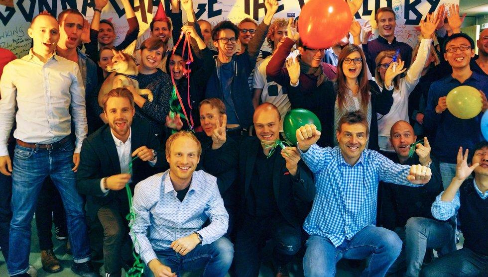Breakit - Miljardregn väntar för svenska startups - rekordstora fonder i år