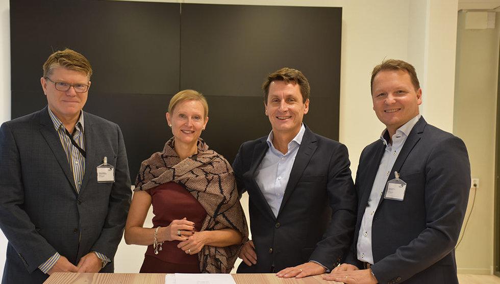 Breakit - Almi invest får in 650 miljoner kronor – till ny green tech-fond