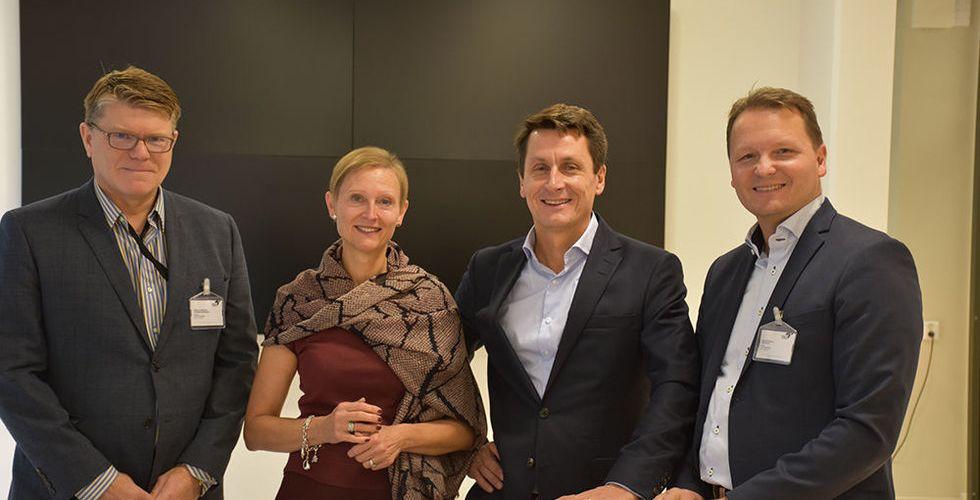 Almi invest får in 650 miljoner kronor – till ny green tech-fond