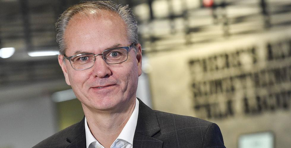 Tele2:s vd Anders Nilsson lämnar – Kjell Morten Johnse tar över