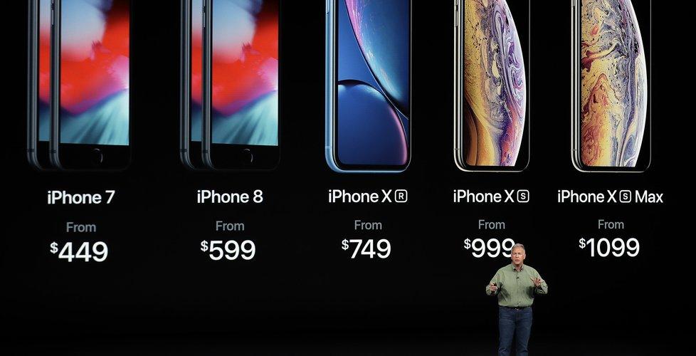 Apples vinst bättre än väntat