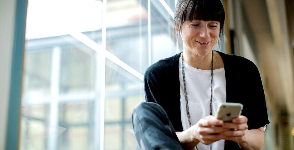 Marlene Sjöbergs app Raceone får in nya miljoner – Almi Invest ny delägare