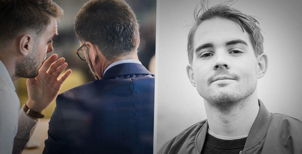 OIof Lindh är doldisen bakom Stockholms mest hajpade (och hemliga) startup