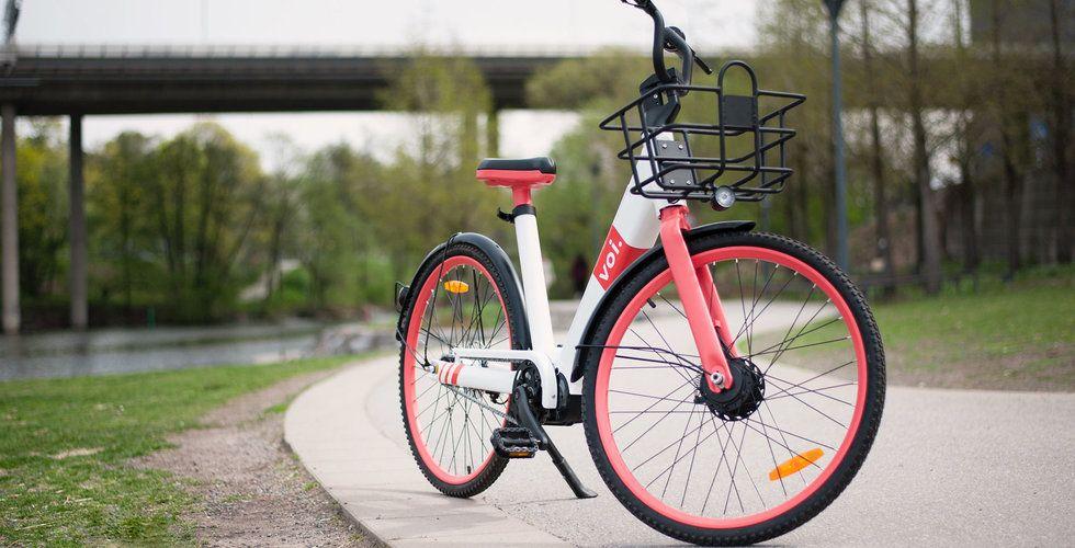 Stockholms cykelavtal med Voi överklagas