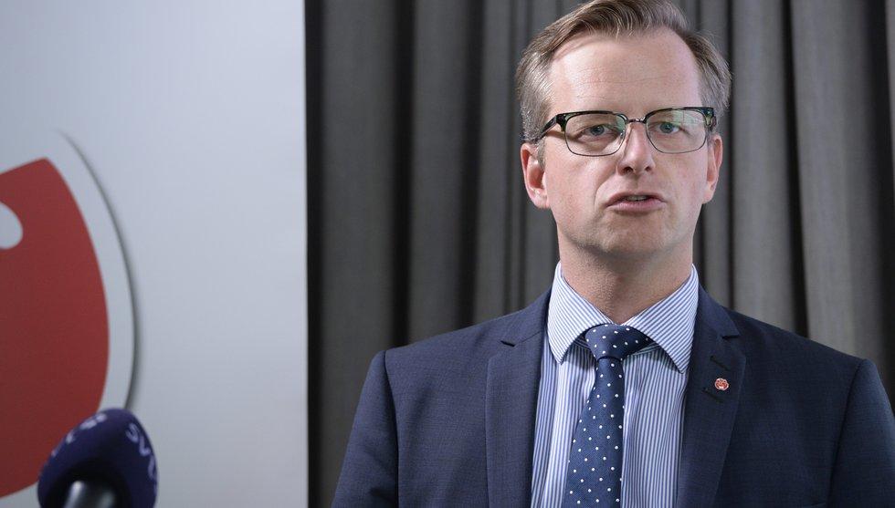 Breakit - Ta chansen - ställ startupministern Mikael Damberg mot väggen