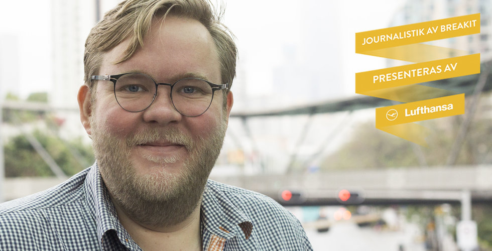 """Han hjälper svenskar sälja produkter i Kina: """"Stora problemet här är förtroende"""""""